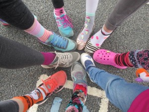 Odd Sock Day - Celebrating our diversity and uniqueness