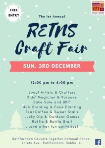 RETNS 1st Annual Craft Fair