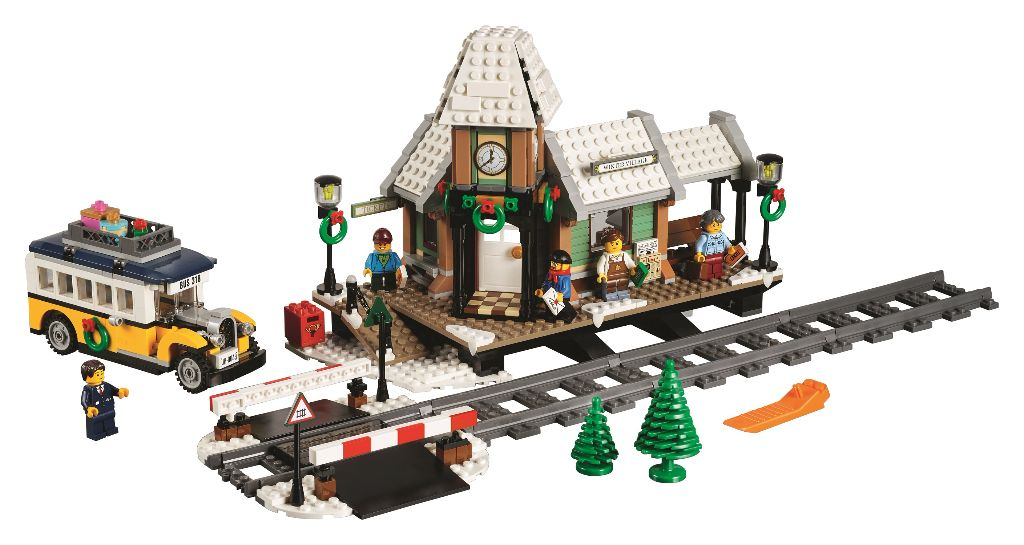 Festive Lego Build Competition!