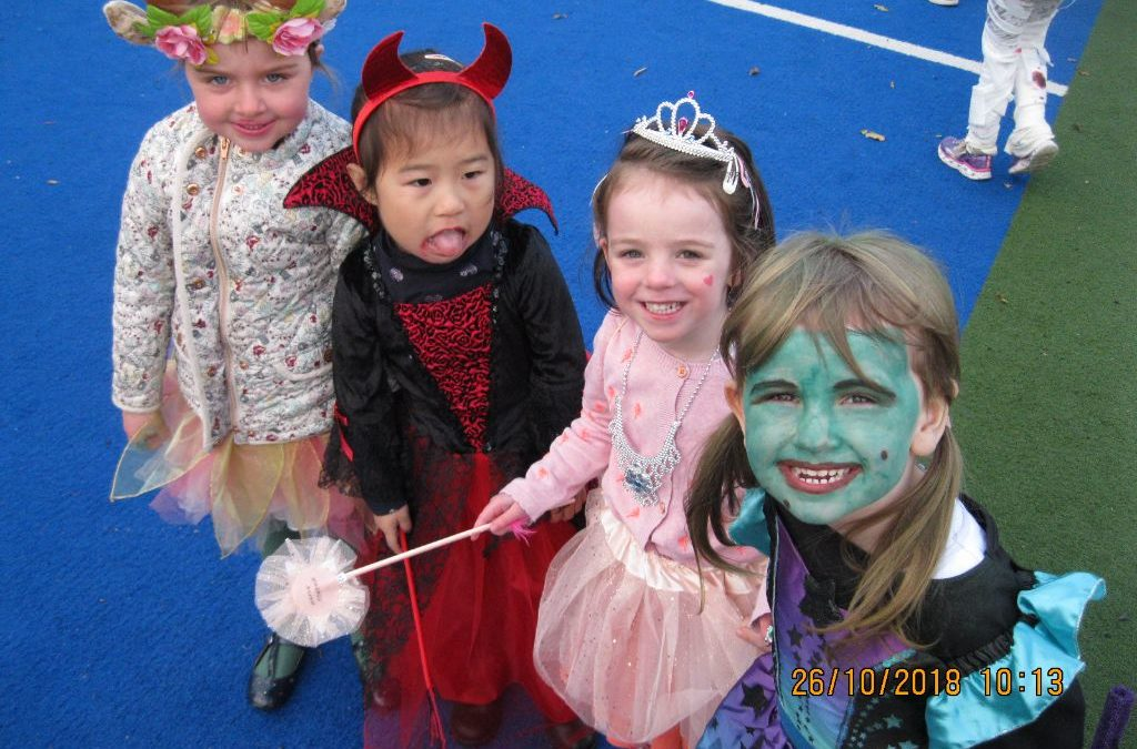 Hallowe'en Dress-up Fundraiser for Educate Together