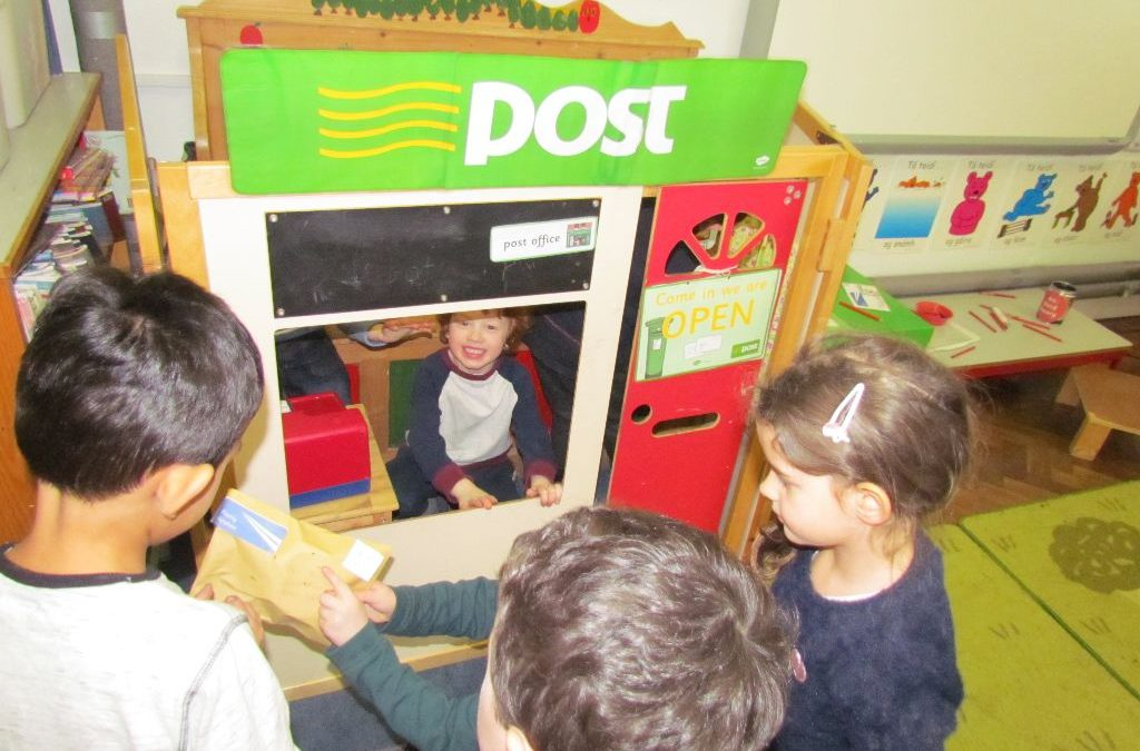 Aistear in Junior Infants!
