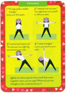 yoga pose of the week  retns