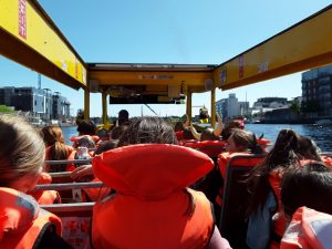 4th Class Trip – The Viking Splash Tour! by Jodie Hand