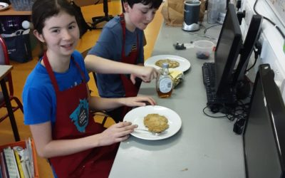 6th Class Cooking All Stars