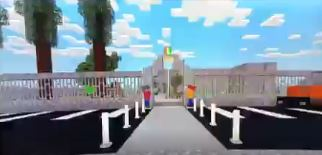 RETNS Minecraft School