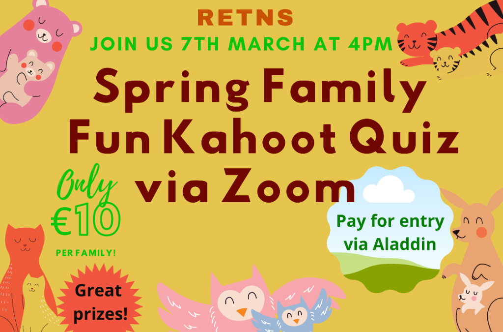 Spring Family Quiz