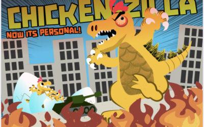 3rd Class Chickenzilla