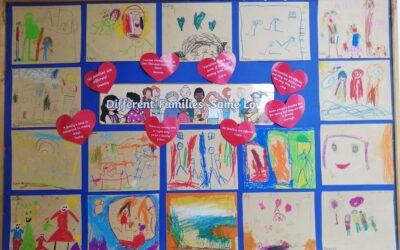 Junior Infants Art